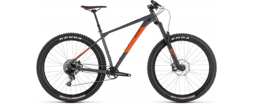 Cube Reaction TM Pro 27.5 Hardtail Bike